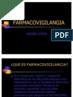 FARMACOVIGILANGIA