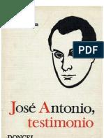 Jose Antonio Testimonio Adriano Gomez Molina