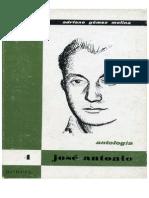 Jose Antonio Antologia Adriano Gomez Molina