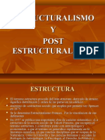 estructuralismo