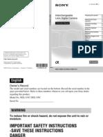 Nex 5 Manual