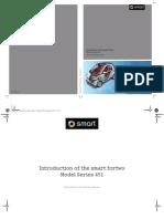2008 Smart Fortwo Tech Manual