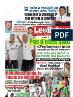 LE BUTEUR PDF du 29/06/2011