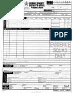 Casey Anthony Investigation Evidence