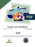 Family Law Handbook -Color