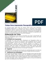 Tintas Para Impressão Flexográfica _ Parte 2