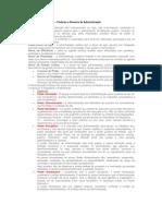 Direito Administrativo – Poderes e Deveres da Administração