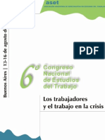 María Celia Cotarelo y Nicolás Iñigo Carrera - Sujetos y formas de la rebelión en Argentina