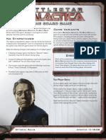 BSG Optional Rules