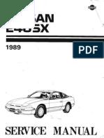 1989 240sx FSM