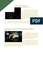 Astronomical Updates