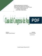 Casa Del Congreso de Angostura