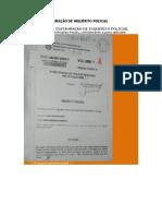 FORMAS DE INSTAURAÇÃO DE INQUÉRITO POLICIAL