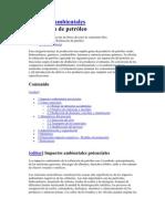 Impactos ambientales P