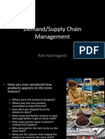Demand Chain Management