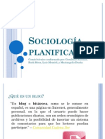 Sociologa Planifica Ppt