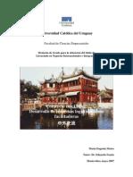 China Comercio Internacional