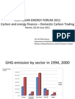 Chu Thi Thanh Huong - Domestic Carbon Trading