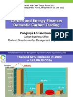 Pongvipa Lohsomboon - Carbon and Energy Finance