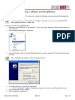 Mapping to P Drive PC