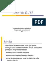 PI 12 Servlets JSP