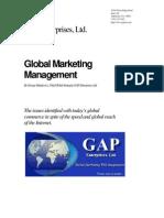 Global Marketing-Report