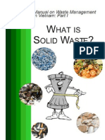 Booklet Part I - What is Solid Waste