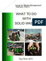 Booklet Part II - What to Do With Solid Waste