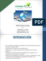 Modelo de Desarrollo de Software Genexus - Lexas - Junio 2011