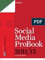 Social Media #ProBook 2011/12