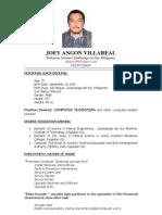 Joey Angon Villareal Poblacion