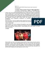 Aneka Permainan Rakyat Minangkabau