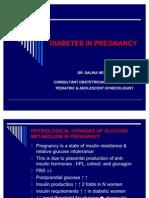 Diabetes in Pregnancy
