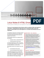 Cert Us Solutions HTML Signature for Notes 8