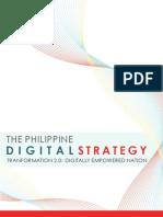 Philippine Digital Strategy 2011-2016