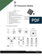 Ap2 Rf Transceiver Module Datasheet