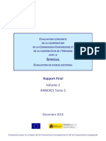 Evaluation Senegal Rapport Final Vol2_Annexes_Tome 2