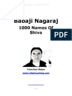 1000 Names of Shiva