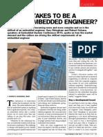 Career Embedded Engineer