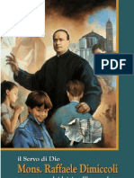 Il Servo Di Dio Mons. Raffaele Dimiccoli Promotore Dei Laici Apostolato