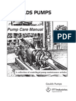Pump Care Manual