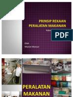 6. Prinsip Rekaan Peralatan Makanan