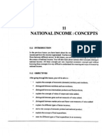 National Income Concepts