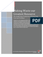 Paul Olivier - Making Waste Our Greatest Resource