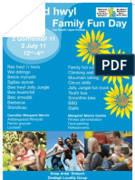 Family Fun Day 2nd July 2011