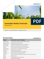 Commodity Weekly 29062011