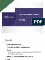 Power Center Basic Concepts