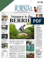 The Abington Journal 06-29-2011