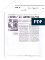 27.06.2011 - Riflettori Sui Salotti Ispicesi
