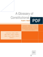IDEA Glossary Constitutional Terms